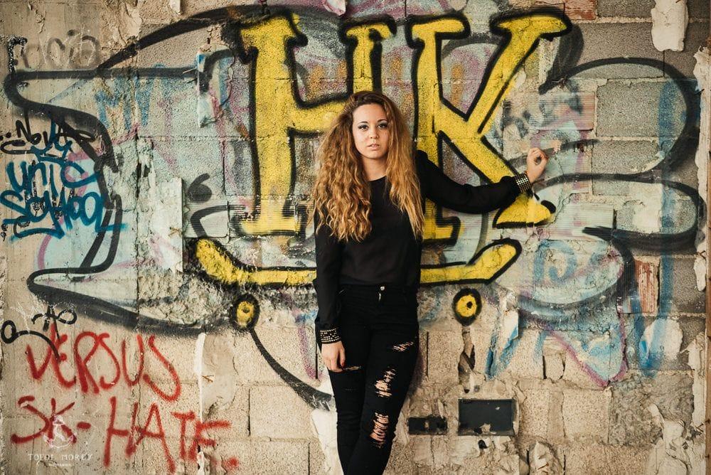 Sesión Rock Style | Laura BOOK