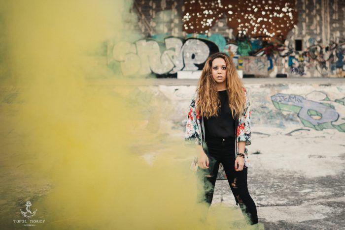 Sesión Rock Style | Laura