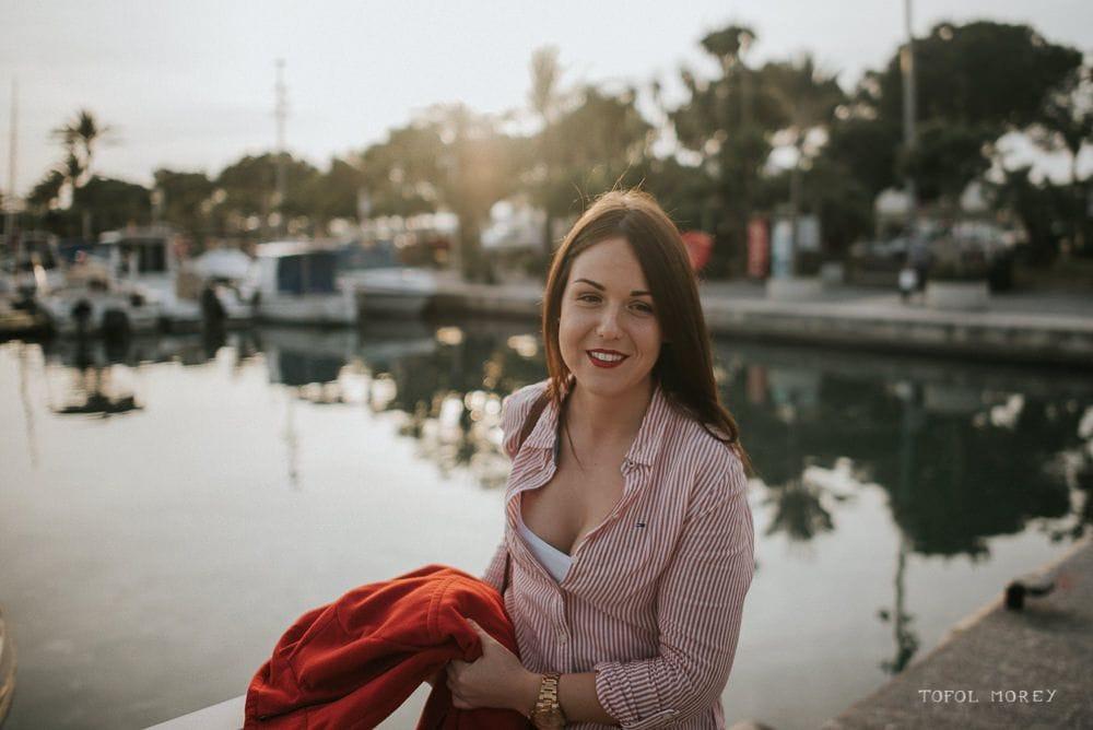 Sesion de fotos en Mallorca