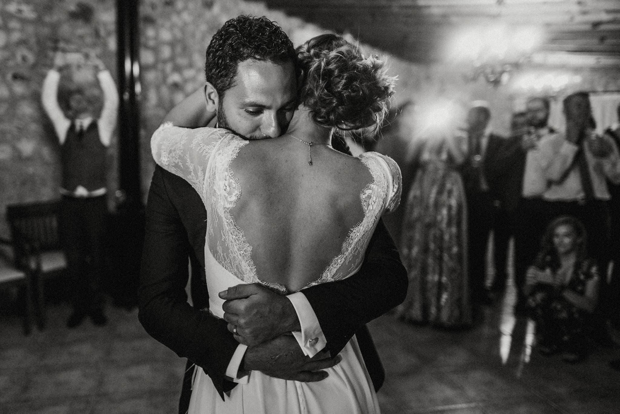 Primer baile boda Sa Bassa Rotja Mallorca