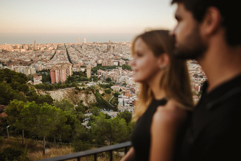 Pre-boda en Barcelona