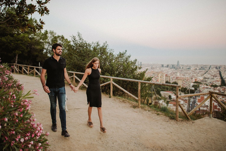 Pre-boda Barcelona