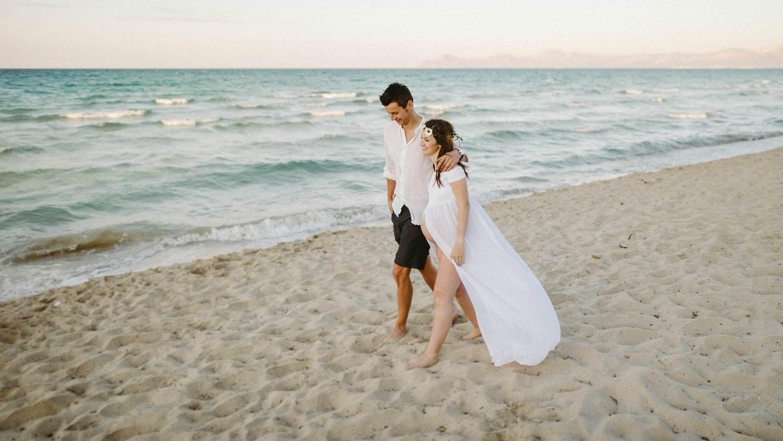 Sesión embarazo Mallorca