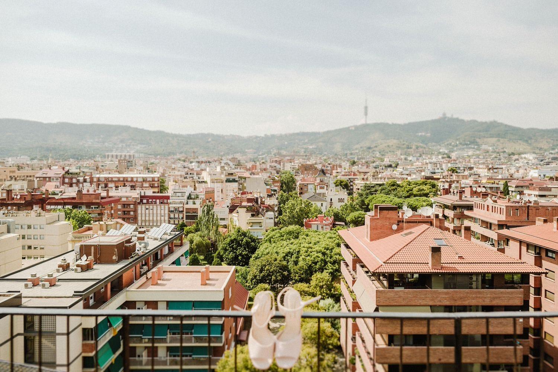 Boda en el Hotel W Barcelona