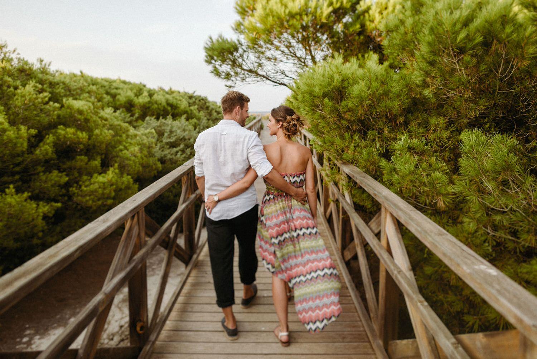 Preboda en la playa Mallorca