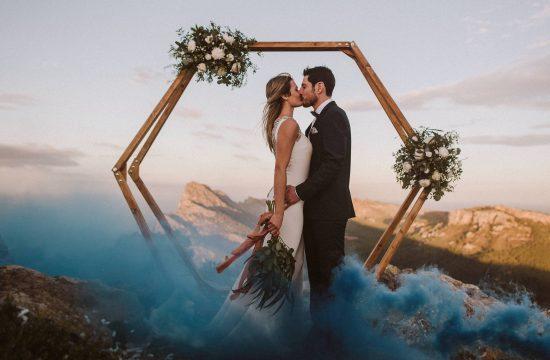 boda destino mediterránea sesión de inspiración